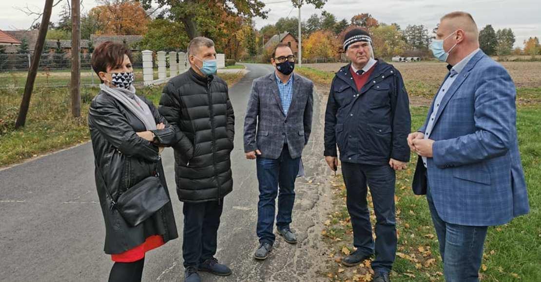 Ruszyły prace nad projektem drogi Rogoźno-Owczegłowy (foto)