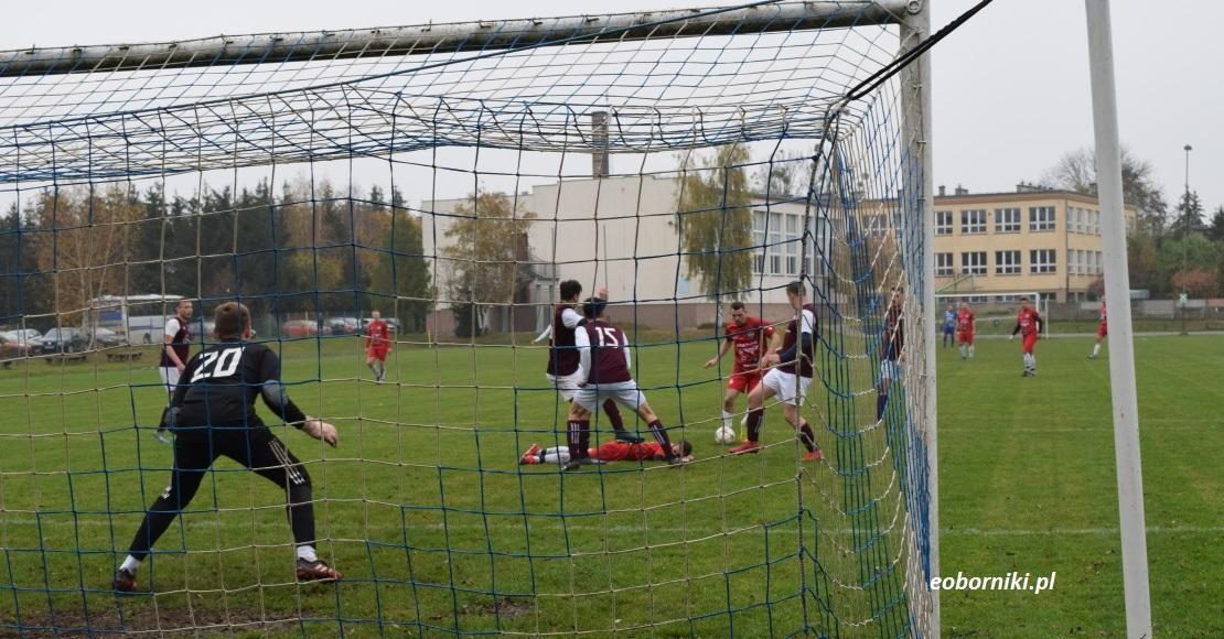 Rożnovia Rożnowo wygrała derby z LKS Lipa (foto)