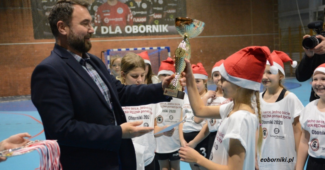 Turniej Mikołajkowy dla APR Gladiator Oborniki (foto 3 z 3)