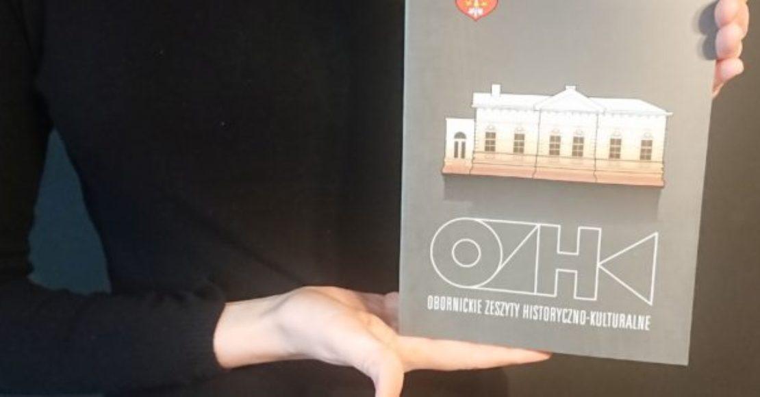 Kolejny numer Obornickich Zeszytów Historyczno-Kulturalnych już do kupienia