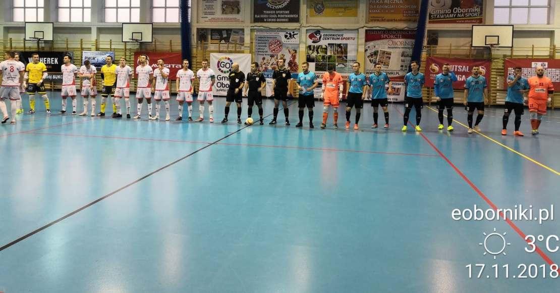 KS Futsal Oborniki rozgrywa sparingi