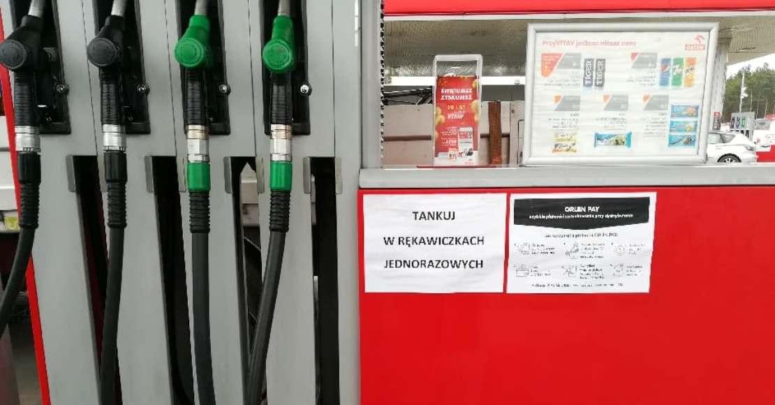 Bezpieczne tankowanie na stacjach Orlen