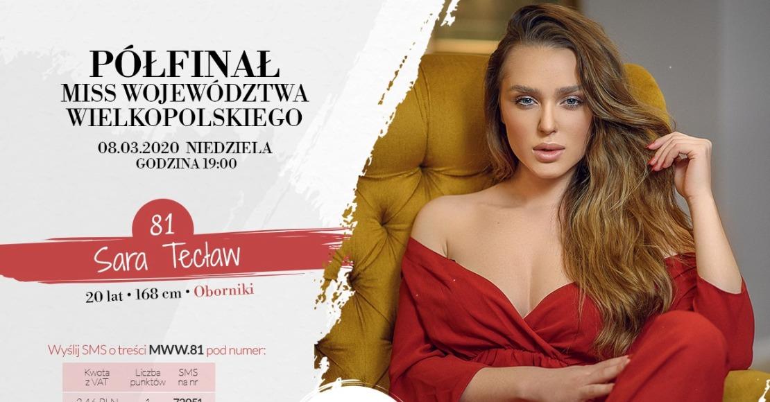 Kolejna finalistka konkursu piękności z naszego regionu