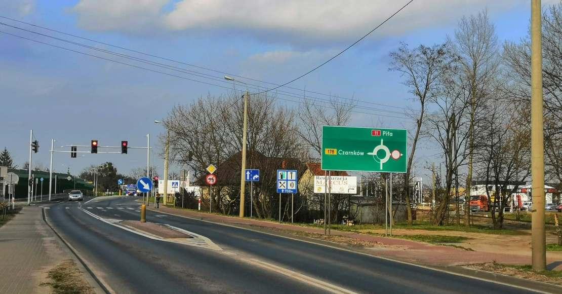 Będą zmiany w organizacji ruchu na skrzyżowaniu z ul. Kowanowską w Obornikach