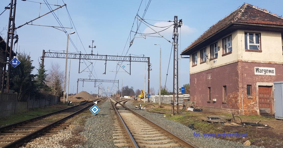 Będzie zamknięty przejazd kolejowy w Wargowie