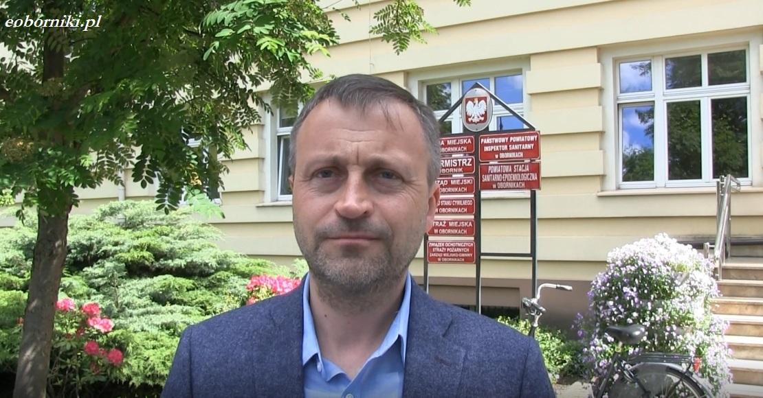 Piotr Woszczyk o opłatach śmieciowych (film)