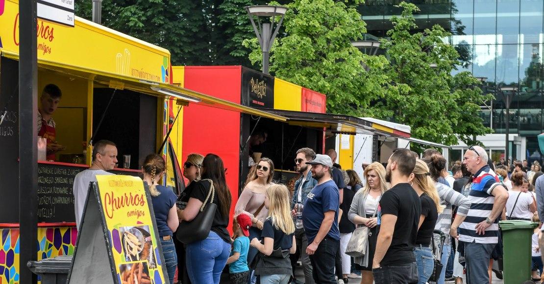 Festiwal Smaków Food Trucków w Obornikach już w ten weekend!