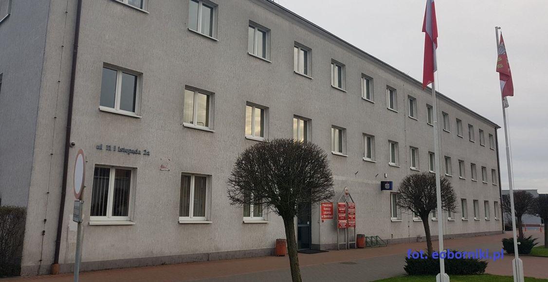 Komunikat Starosty Obornickiego w sprawie postawienia zarzutów pracownikowi Starostwa