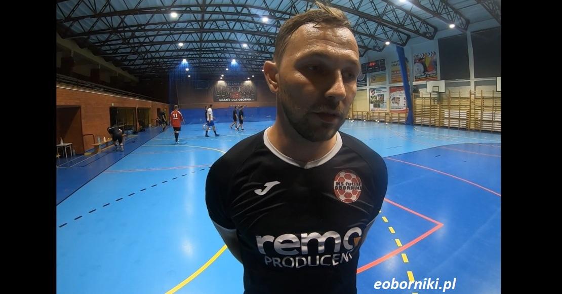 Kapitan Jacek Sander zdradza, kto jest najmocniejszym wzmocnieniem KS Futsal (wywiad)