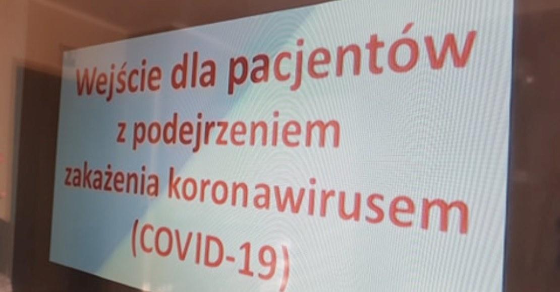 Prawie 1000 przypadków zakażenia koronawirusem
