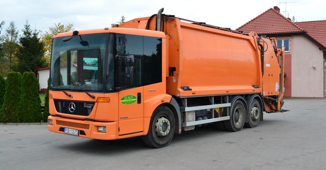 Gmina Ryczywół: Harmonogram odbioru odpadów komunalnych w 2021 roku
