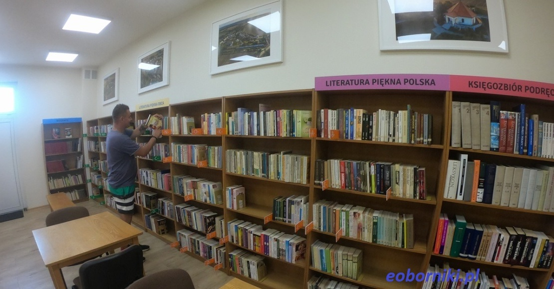 Od lipca otwarte zostaną filie obornickiej biblioteki
