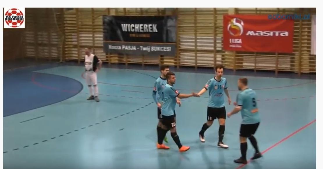 Bartek Banasik zagra ponownie w KS Futsal Oborniki