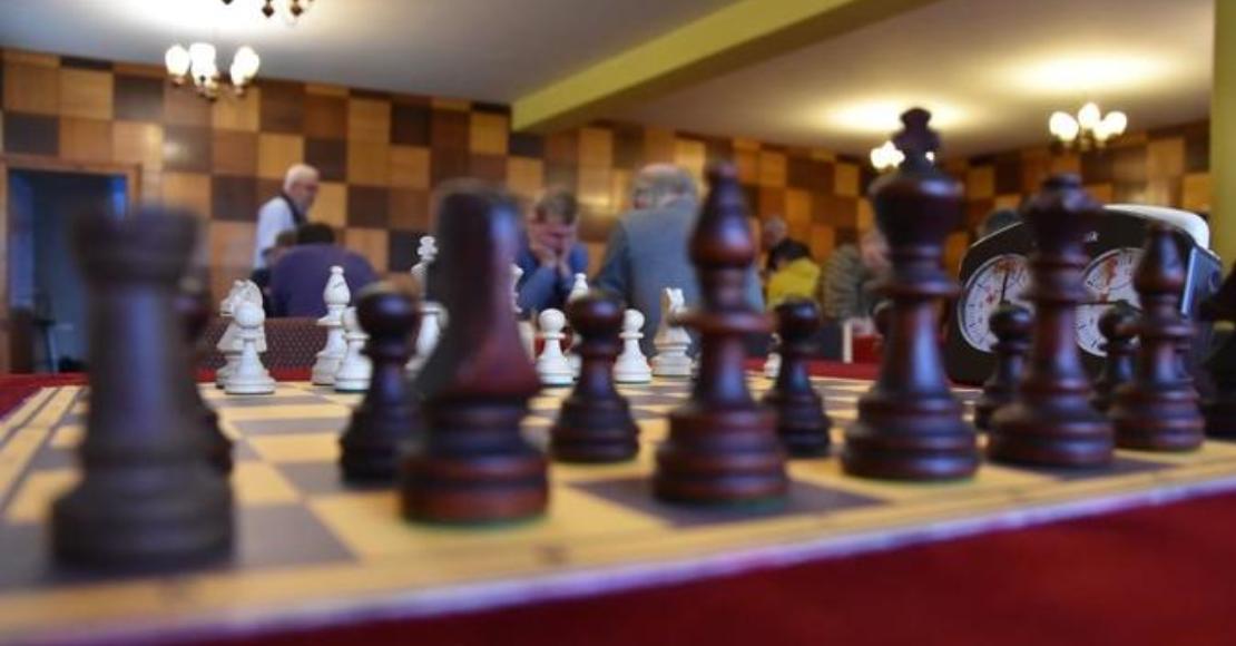 Noworoczny turniej szachowy o Puchar Burmistrza Rogoźna