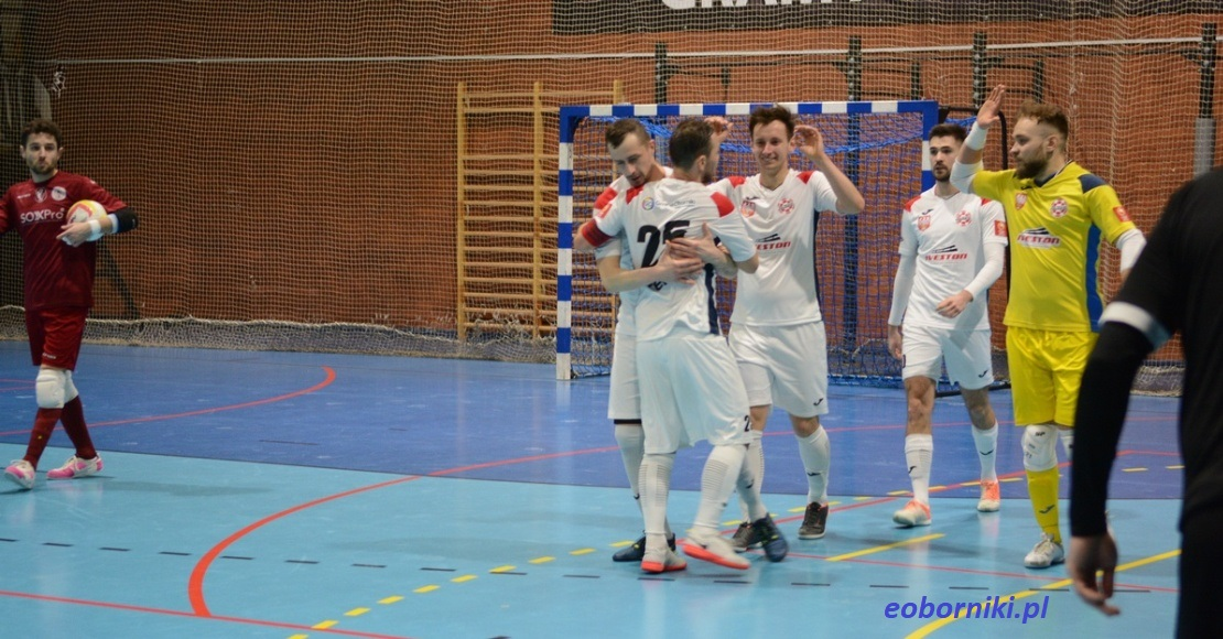 KS Futsal Oborniki vs Zawisza Rzgów (foto)