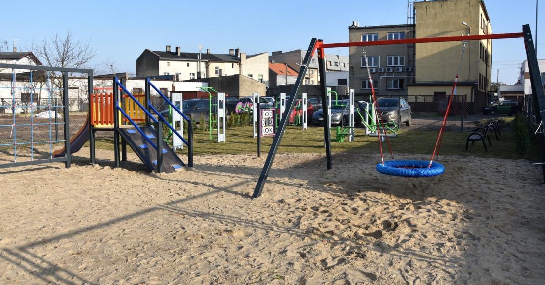 Otwarta strefa aktywności w Rogoźnie już czynna