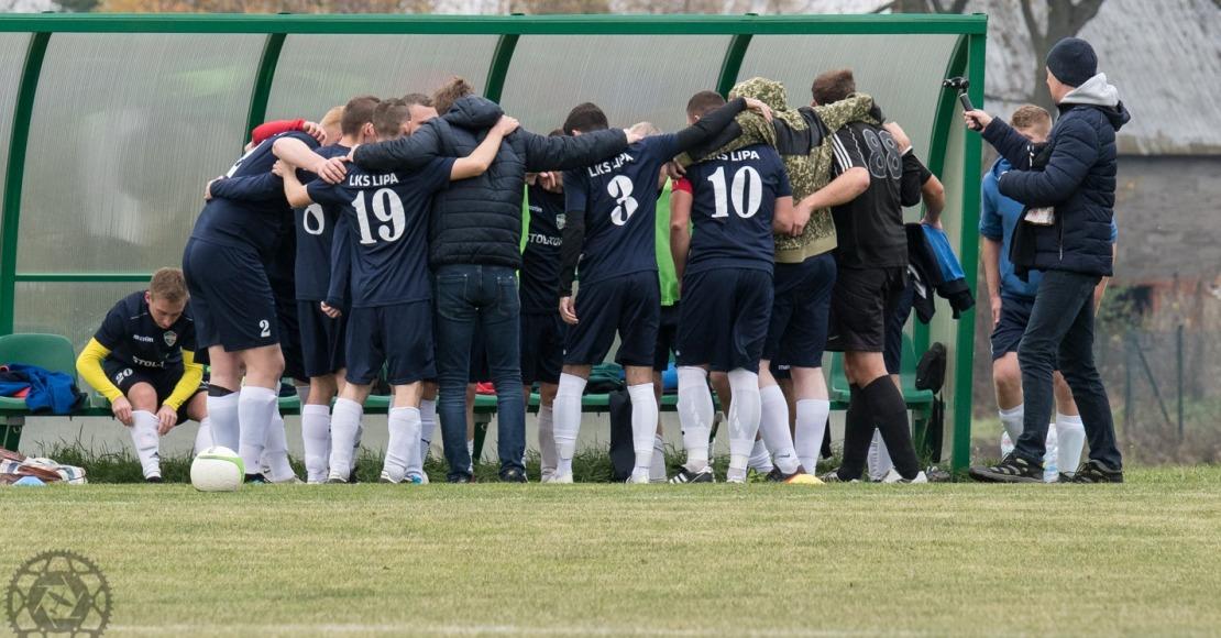 Sezon piłkarski dla naszych drużyn zakończony. LKS Lipa z awansem!