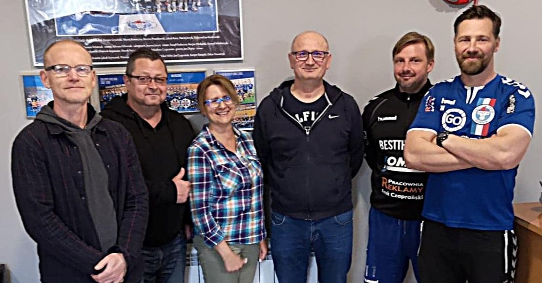 Nowy trener SKF KPR Sparta Oborniki