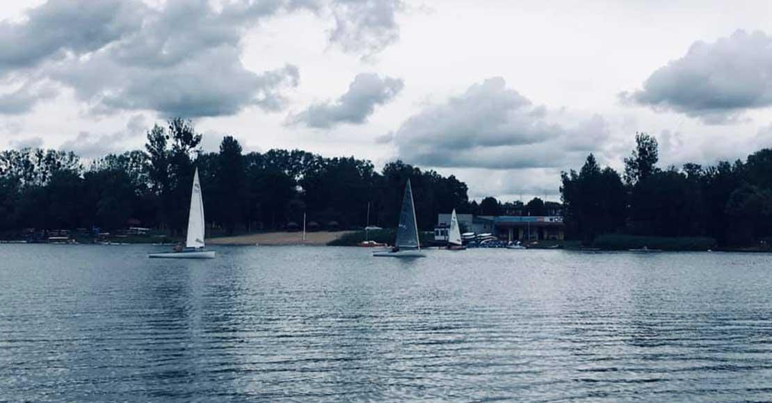 W Rogoźnie odbywają się regaty żeglarskie