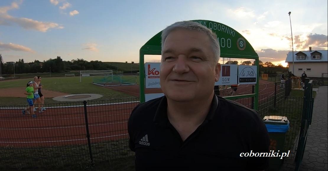 Prezes MKS Sparta Oborniki o nowym sezonie (wywiad)