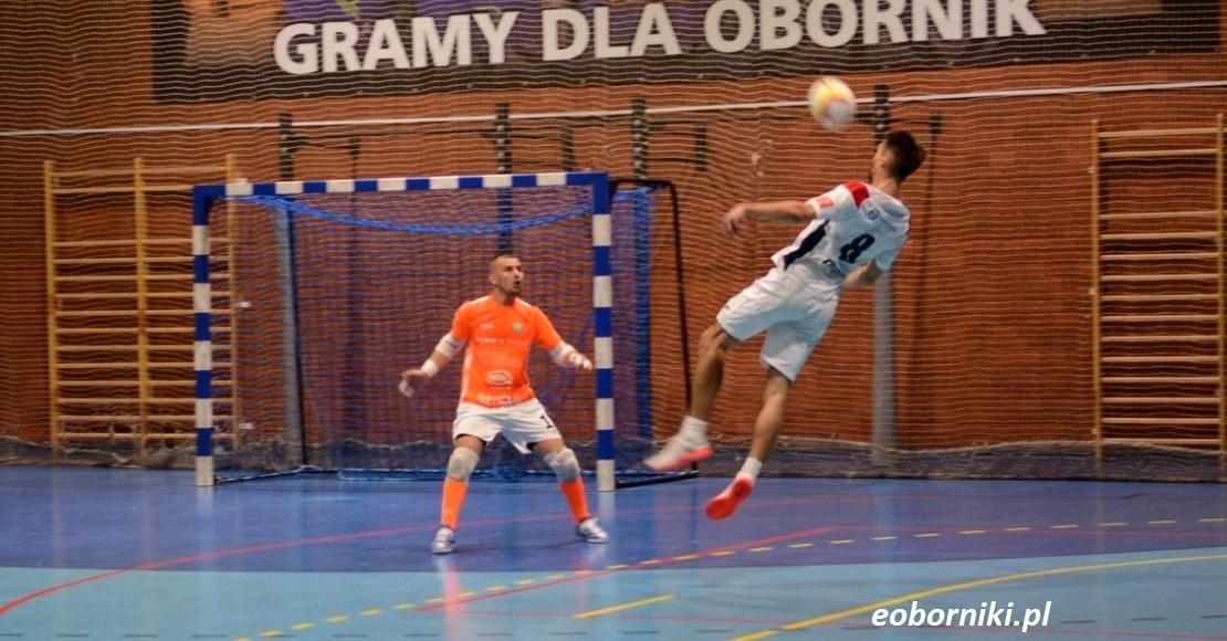 KS Futsal Oborniki - KS Polkowice na zdjęciach