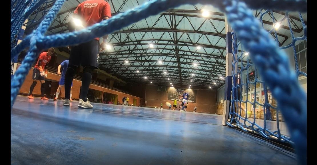 Kadra KS Futsal Oborniki na mecz z Victorią