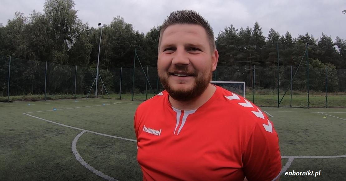Dawid Golon ma coraz mniej czasu na piłkę (wywiad)