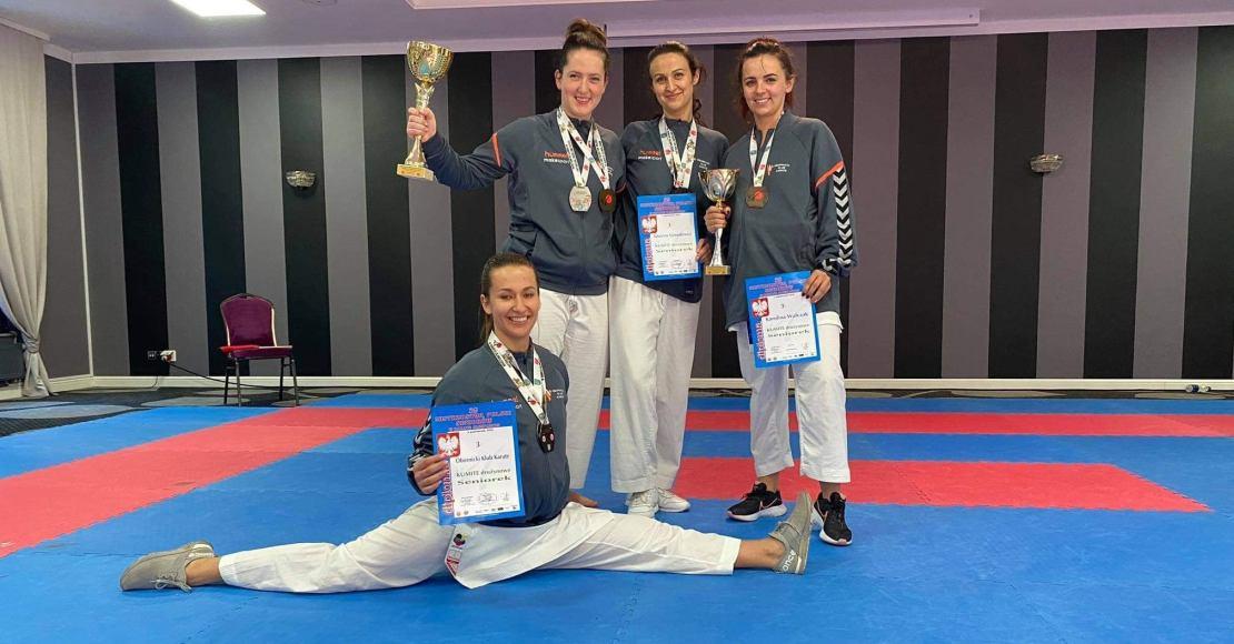 Medalowy sukces na Mistrzostwach Polski (foto)