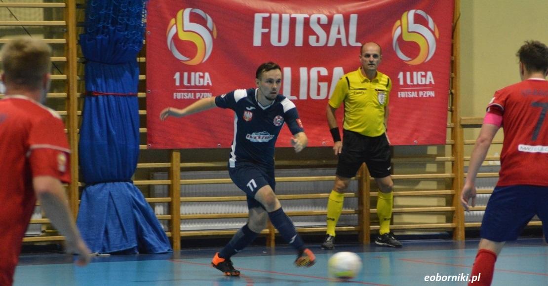 KS Futsal Oborniki odwołał sobotni mecz
