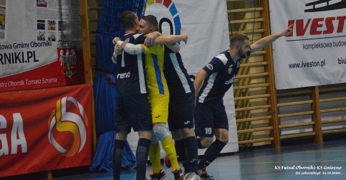 Futsaliści wracają do walki o punkty ligowe