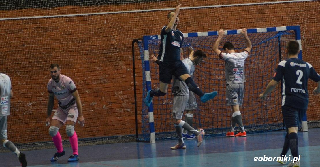 KF Futsal odrabia zaległości