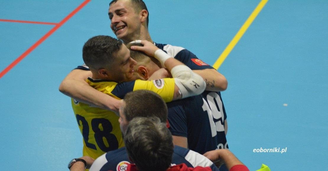 KS Futsal Oborniki - Futbalo Białystok (foto). W sobotę przyjeżdża TAF Toruń