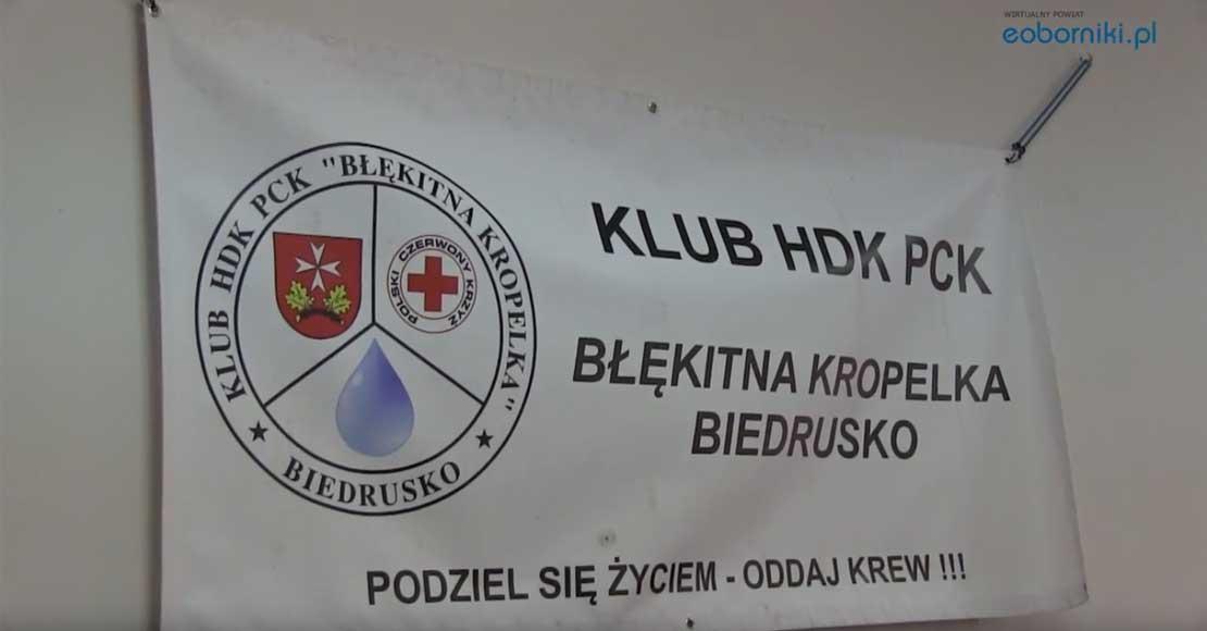 Trwa akcja honorowego krwiodawstwa w Bogdanowie