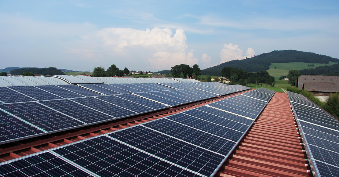Panele słoneczne jako remedium na globalne ocieplenie