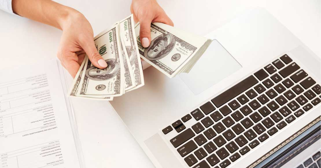 Jak zdobyć gotówkę przez internet?