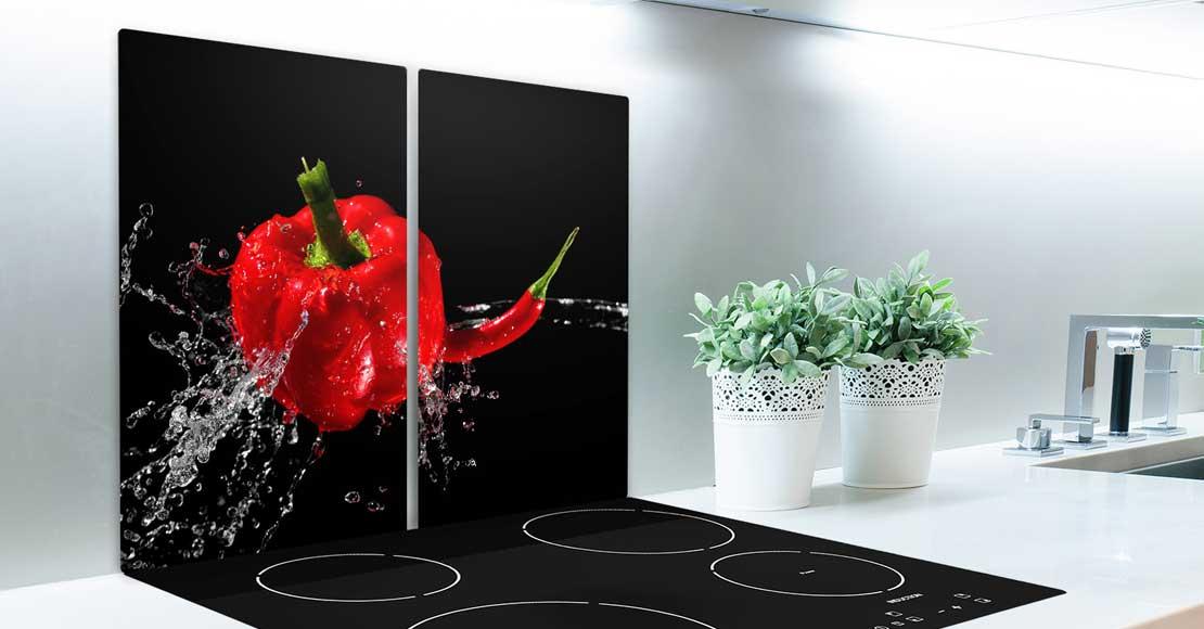 Szklane deski kuchenne - modny dodatek do Twojej kuchni