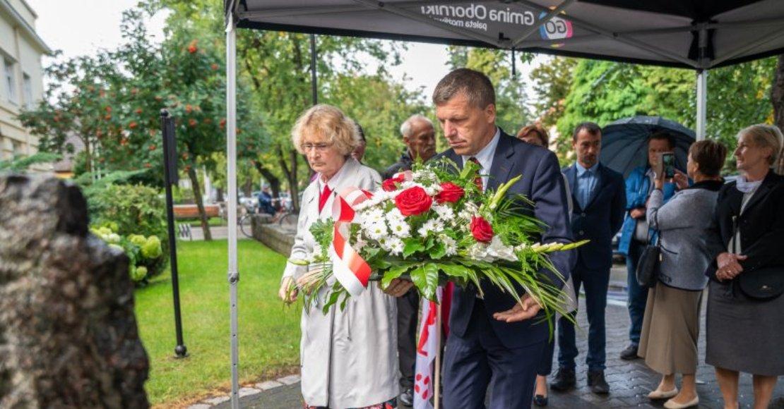 W Obornikach uczczono 40 lat Solidarności (foto)