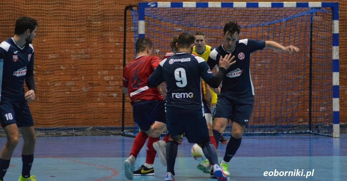 KS Futsal Oborniki przełożył mecz w Gdańsku