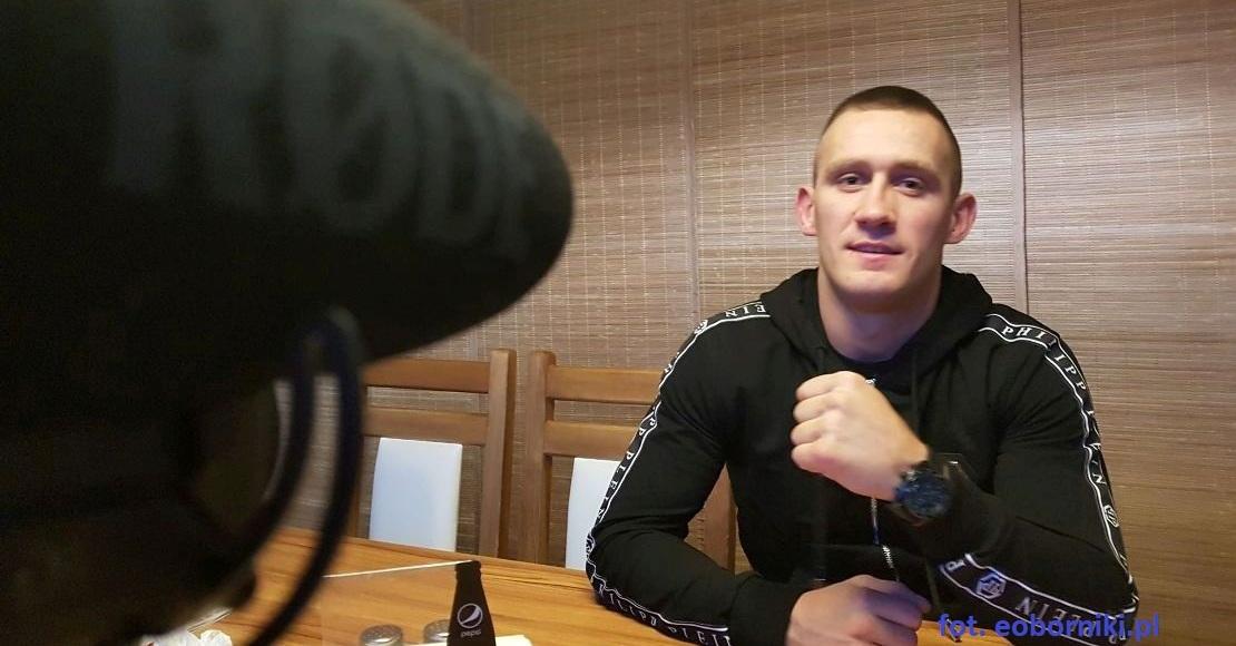 Tomasz Nowicki wraca na ring (wywiad)