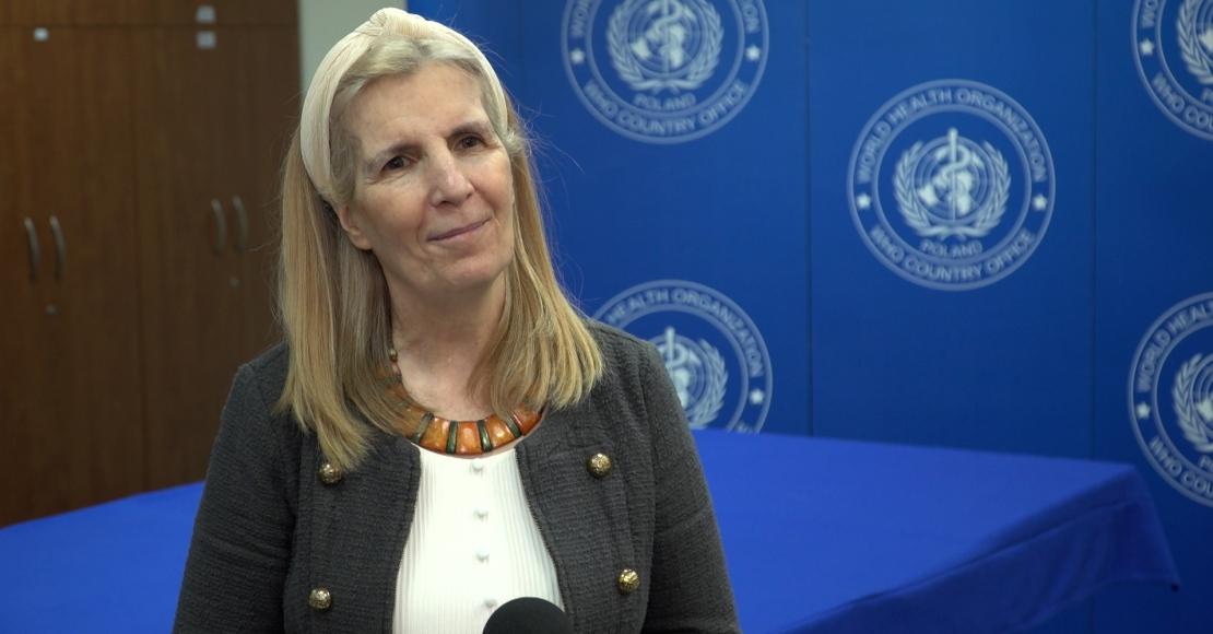 WHO: Wiadomości o szczepionce należy traktować z pewną dozą ostrożności (wywiad)