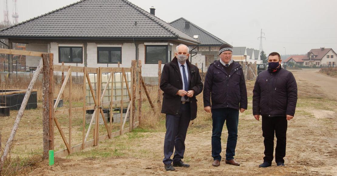 Powstały kolejne odcinki kanalizacji w Rogoźnie (foto)
