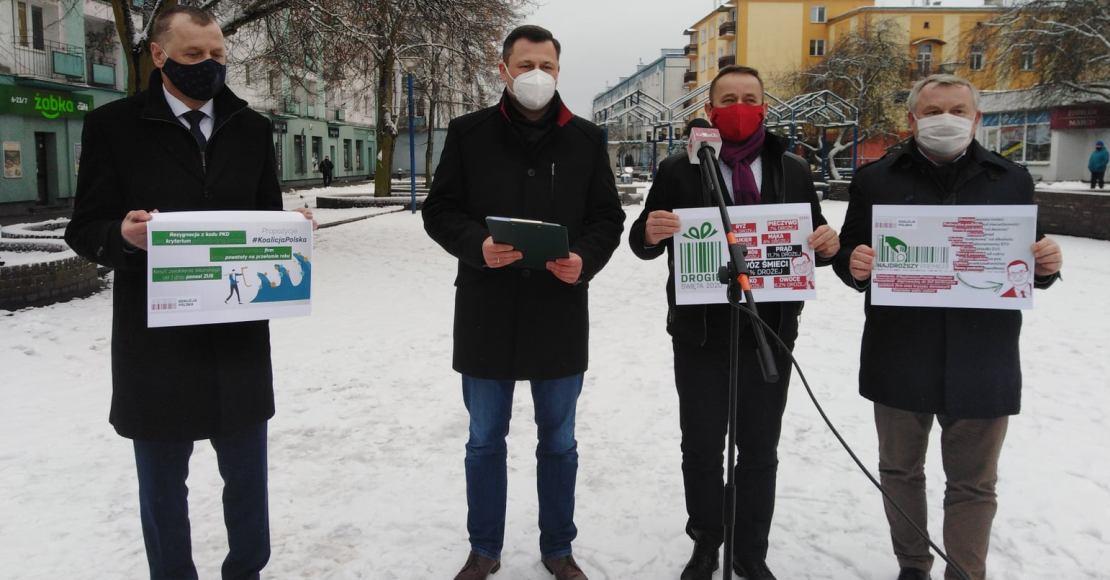 Poseł Krzysztof Paszyk o podwyżkach cen w Polsce
