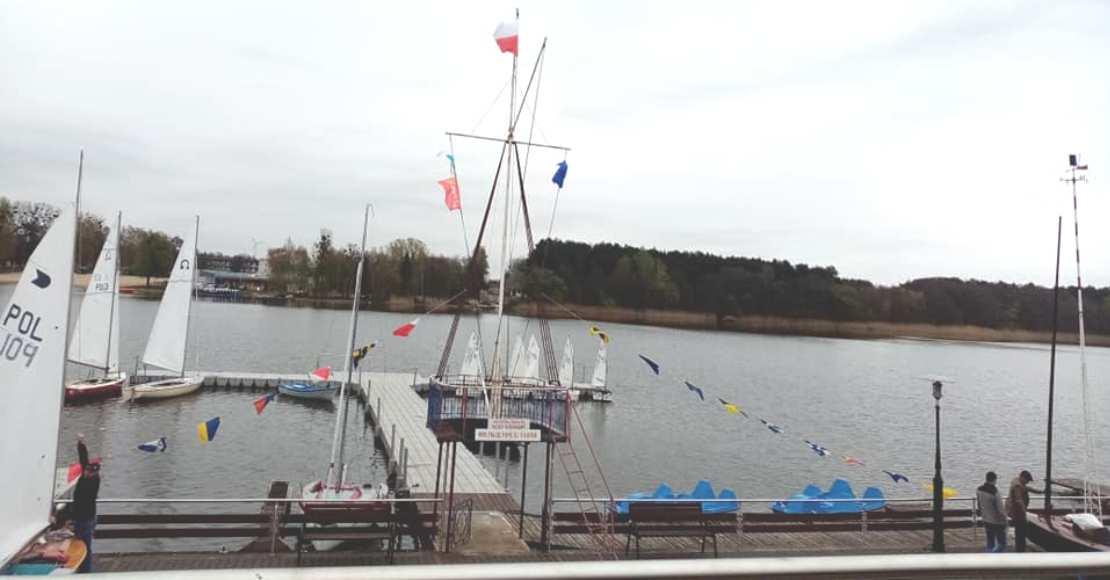 Otwarli nowy sezon żeglarski w Rogoźnie