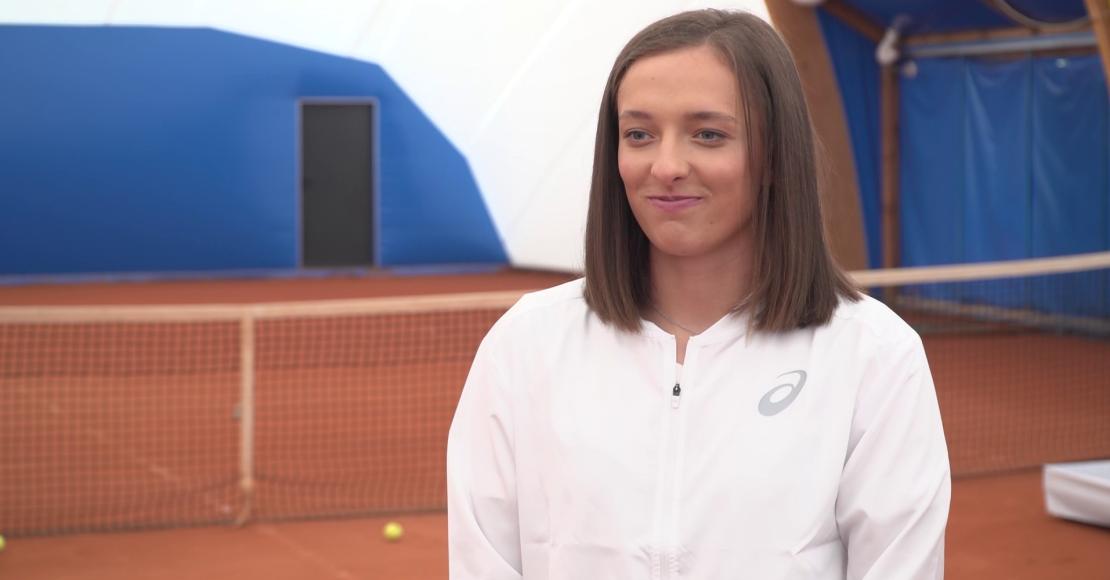 Iga Świątek awansowała do Top 10. Szykuje się do obrony French Open