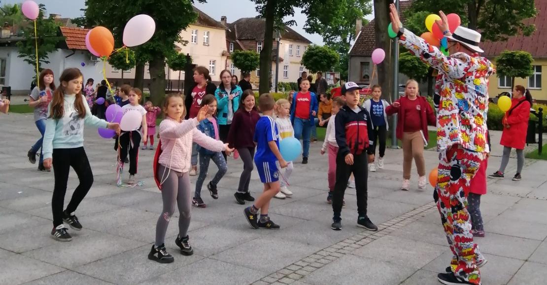 Tak się bawiły dzieci w Rogoźnie 1 czerwca (foto, film)
