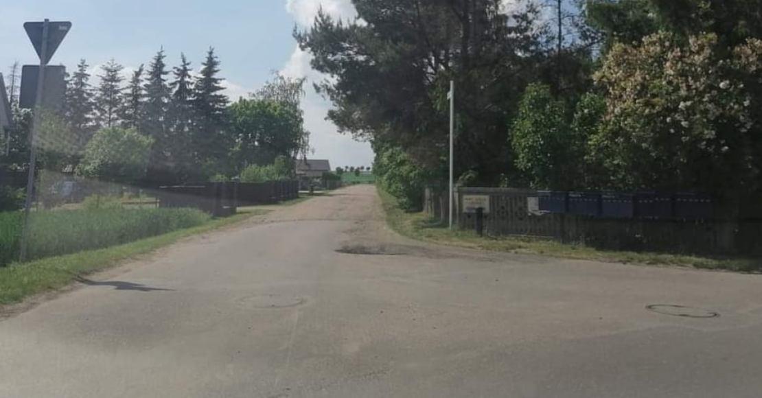 Ponad 100 tys. dofinansowania na drogę w Bogdanowie