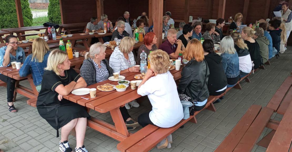 Zebranie sprawozdawcze KGW Parkowianki (foto)