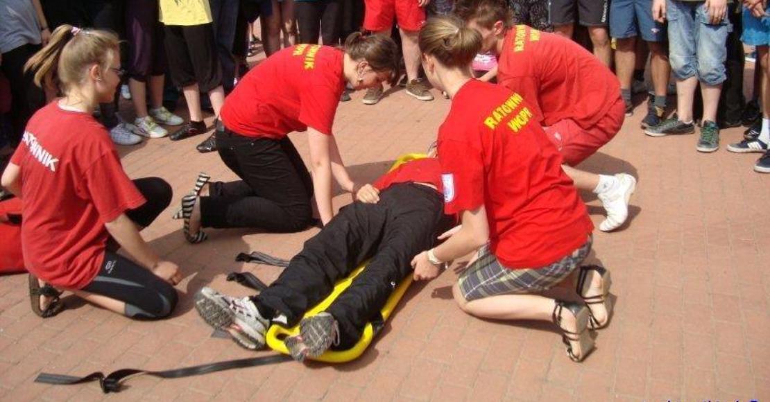 Konkurs dla ratowników z ZRM i strażaków OSP