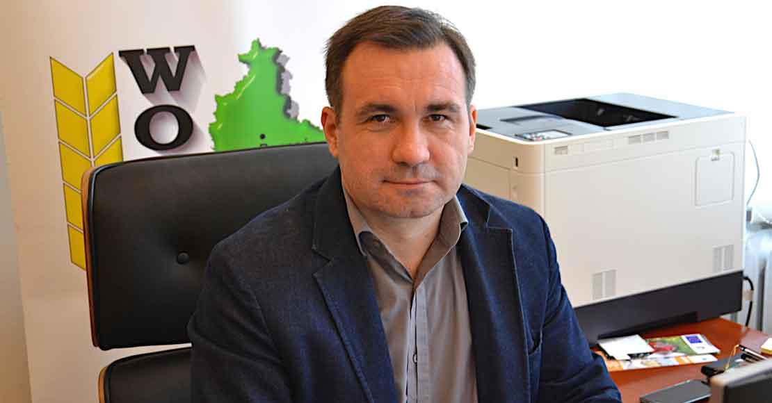 Jacek Sommerfeld nowym dyrektorem Wielkopolskiego Ośrodka Doradztwa Rolniczego w Poznaniu