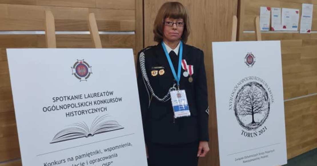 Kronikarka Monika Pietrek zajęła 2 miejsce w Polsce